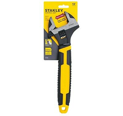 """Stanley Hand Tools 12"""" Max Steel Adjustable Open End Wrench (Model# 90-950)-NEW-"""