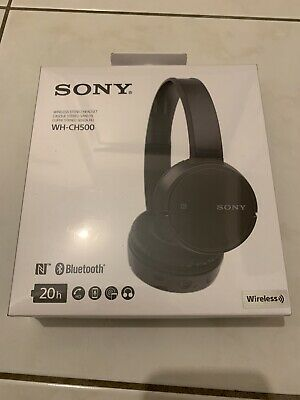 casque sony bluetooth wh ch500 led violette