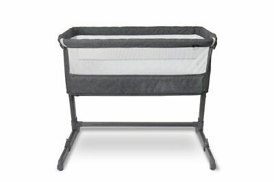 4Baby Co-Sleeper Slate Grey