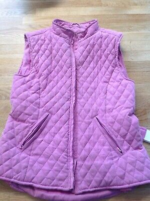 Shires Equestrian Girls Gilet 8-10 Years