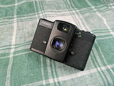 Lomo LC-A 35mm Point & Shoot Film Soviet Lomography Camera LK-A Compact Automat
