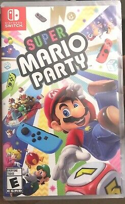 Super Mario Party Standard Edition - Nintendo Switch - NEW & SEALED