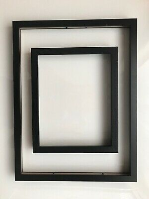 Two 2x Picture Frames 8x10 and 12x15.75 Frame Only