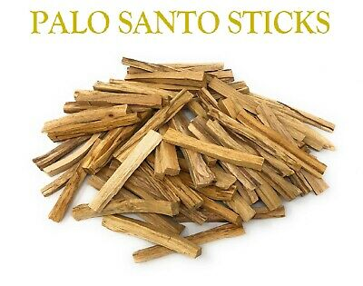 "PALO SANTO STICKS   1/2 POUND   (Bursera graveolens)   THE ""HOLY WOOD""  STICKS"