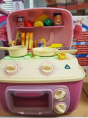 ELC EARLY LEARNING centre. Mini Sizzling Kitchen Oven. Inc