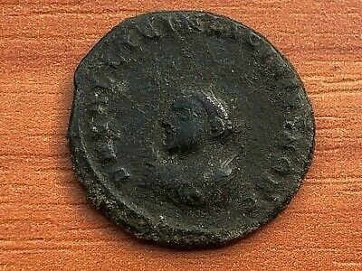 Licinius II as Caesar 317-324 AD AE Follis Jupiter Ancient Roman Coin