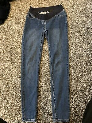 Next under bump maternity jeans, Blue Size 10