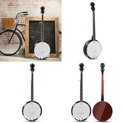 Sonart 5 String Geared Tunable Banjo With Case