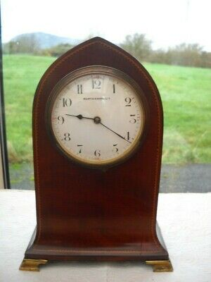 French Mantel Clock For Spares/Repair.