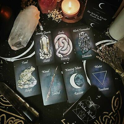 The Witches World Oracle Deck