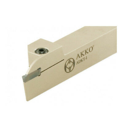 Akko Sharp Holder Parting Adkt-I-R 20x20 T20 for Indexable Inserts DGN-3 - New