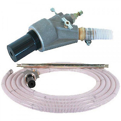 INDUSTRIAL WET SANDBLASTER for use with PRESSURE WASHER
