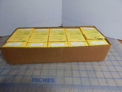 """Nos Case Of 10 Boxes Of Avery 4150 Labels, 260 Per Roll, 1-1/8 X 3 1/2"""""""