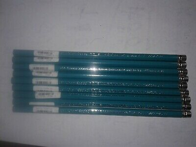 6PC 24222 Prismacolor Turquoise Drawing and Sketching Graphite Pencils