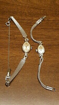 2 Vintage Ladies Watches - Longines and Omega with Diamonds - Appraisal