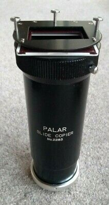 Palar Slide Copier with T Mount - with original box