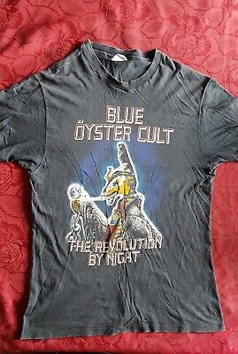 Blue Oyster Cult CLEARANCE Choice Of T-Shirts Rock Band Gift Buck Dharma 5A