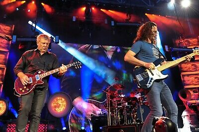 Rush 24x36 inch rolled wall poster