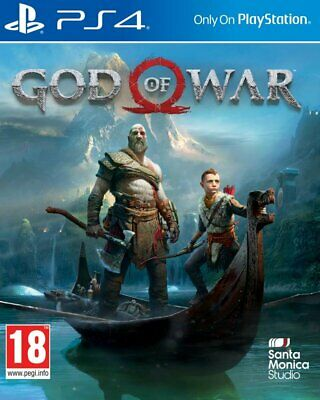 God of War **PS4 Playstation 4 Spiel NEU OVP