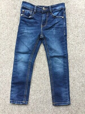 Next Boys Stetch Skinny Jeans. Age 4 Years. Immaculate Condition