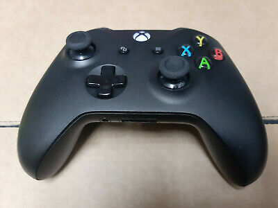 Official Microsoft Xbox One S 1708 black Wireless Controller!!