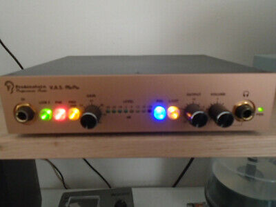 Fredenstein V.A.S One Channel Mic Preamp - Exc Cond
