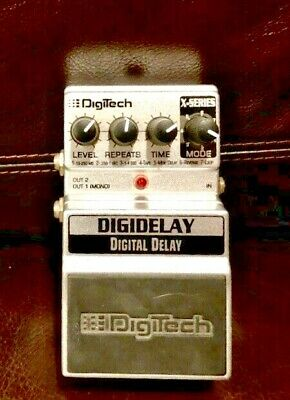 Digitech Digidelay - up to 4 seconds of delay