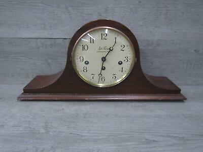 Vintage 1981 Seth Thomas Westminster Chime Woodsbury Mantle Clock 8110