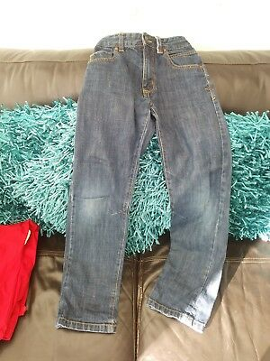 Boys Very Trendy  Stonewash Jeans Aged 8-9 Years By George