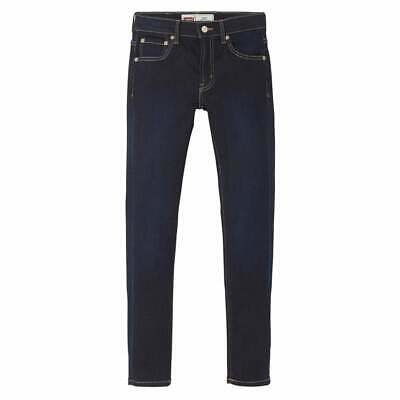 Levis 519 Extreme Skinny Fit hi-ball Jeans W32 navy