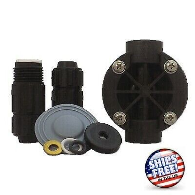 Pulsafeeder K2KTC1 Pump Repair Kit, Pulsatron - NEW - Ships FREE In USA