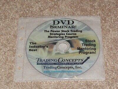 Todd Mitchell - Power Stock Trading Strategies Course Mentoring Program DVD