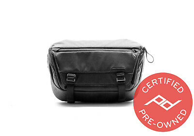 Peak Design Everyday Sling 10L (Black) - PD Certified