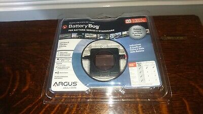 Argus BB-DCM12-300 Battery Bug Deep Cycle Battery Monitor for 100-300Ah Batterie