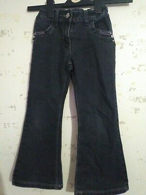 Dunnes Girls Aged 4years Blue Jeans