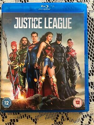 Justice League [Blu-ray + Digital Download] [2017] - DVD  4NVG The Cheap Fast