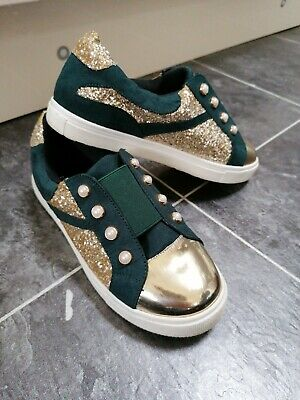 River Island Girls Trainer's Shoes Size 2
