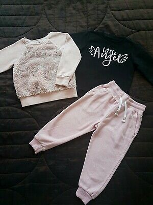 Girls Jumpers And Joggers 3-4 Years Next Pep&Co