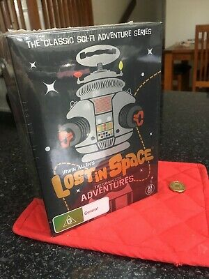Lost in Space Box Set Complete Series 2012 Aust Release Brand New