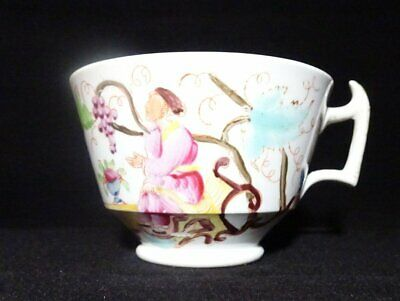 18th C Famille Rose Export Teacup