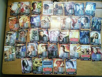 DOCTOR WHO - Battles In Time -  40 Cards from EXTERMINATOR Set - 2006 - BBC TV