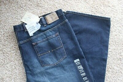 NWT US Polo Assn Men's Relaxed Fit Straight Leg Jeans W54 L32  00 01890 15812756