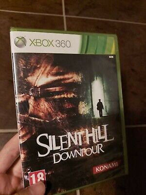 Silent hill Downpour Xbox 360 NEUF