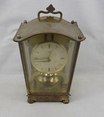 Schatz 400 Day Or Anniversary Clock - Electro Mechanical - Spares Or Repair