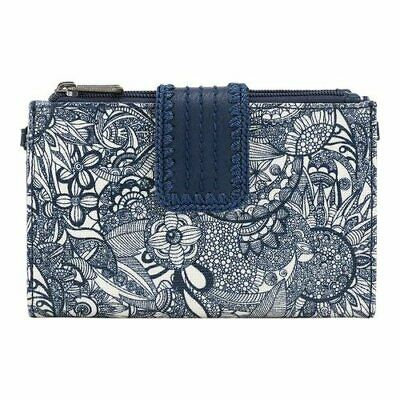 Sakroots Women's   Artist Circle Olympic Smartphone Crossbody