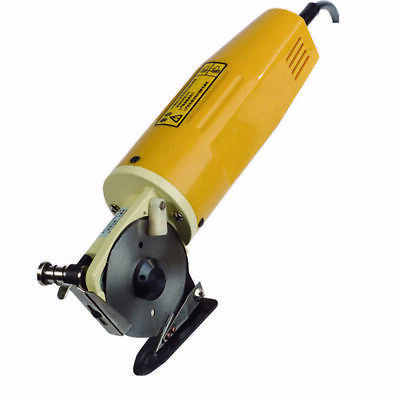 Goldenwall portable 70MM Blade Electric Fabric Cutter Round cloth Cutter Machine