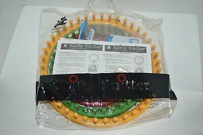 Knifty Knitter A New Knitting Experience Loom