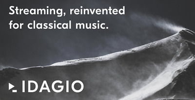 💥 IDAGIO 1Month Personal Account | Exclusive Not Shared 💯Warranty | WWide