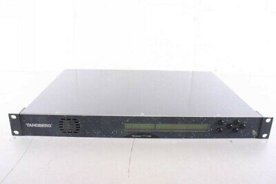Genuine Original Tandberg TT1260 Professional Receiver/Decoder Used