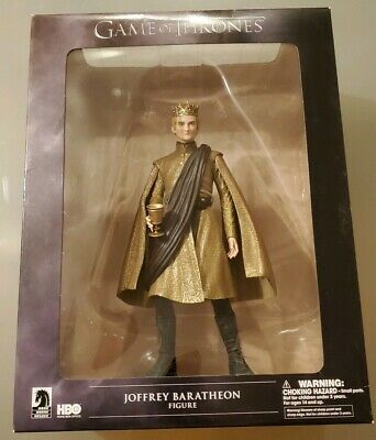 Game of Thrones Joffrey Baratheon Figure Figurine Statue Dark Horse Comics New